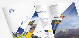 Image for Annual Reports to Staff Newsletters
