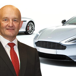 Image for £50m tender win, 5 year logistics contract for Aston Martin